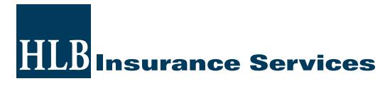 HLB Insurance (NSW) Logo